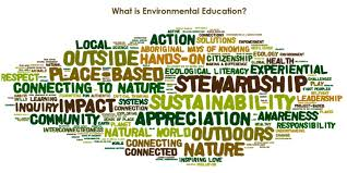 Environmental education expands our vocabularies